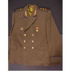 Kenraalin asetakki CCCP