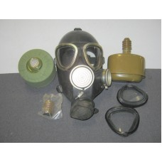 Suojanaamari GP-7VM + juomapullo