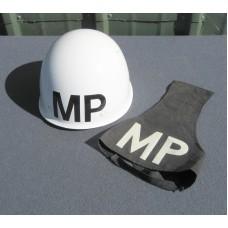 MP-teräskypärä + hihavaate