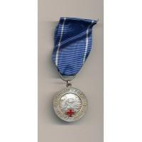 1.luokan Vapaudenmitalli punaisella ristillä 1941