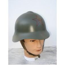 Venäläinen m-36 kypärä, tähdellä