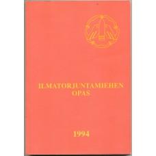 Ilmatorjuntamiehen opas 1994