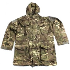 MTP windproof parka