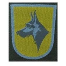 Koiranohjaajan koulutushaaramerkki