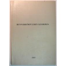 Rynnäkkökiväärin käsikirja