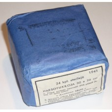 Harsotukkoja 30x26cm. 3 pakettia.