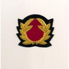 SA maavoimien lakkimerkki yleisesikunta