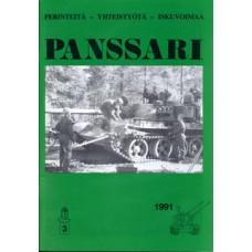 Panssari-lehti 1991-3