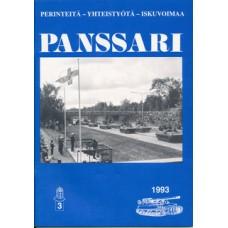 Panssari-lehti 1993-3