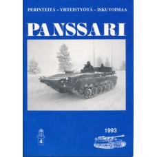 Panssari-lehti 1993-4