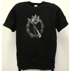 Jalkaväen rynnäkkömerkki t-paita