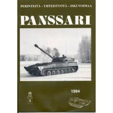 Panssari-lehti 1994-1