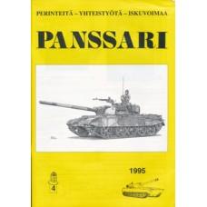 Panssari-lehti 1995-4