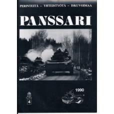 Panssari-lehti 1990-4