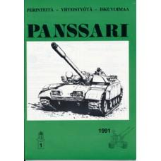 Panssari-lehti 1991-1