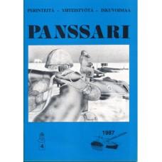 Panssari-lehti 1987-4