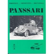 Panssari-lehti 1988-3