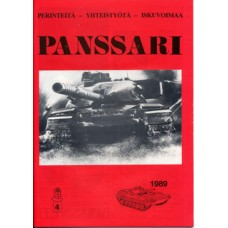 Panssari-lehti 1989-4