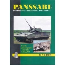 Panssari-lehti 1998-3
