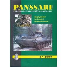 Panssari-lehti 1998-4