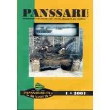 Panssari-lehti 2001-1