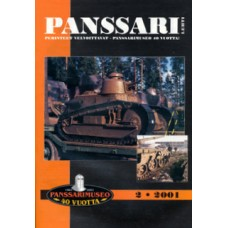 Panssari-lehti 2001-2