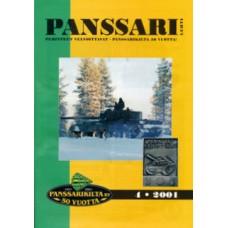 Panssari-lehti 2001-4