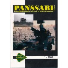 Panssari-lehti 2003-1