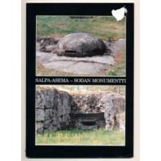 Salpa-asema - sodan monumentti