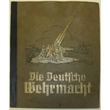 Die Deutsche Wehrmacht  kirja