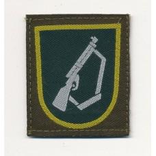 Jalkaväen koulutushaaramerkki
