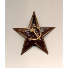 Kypärään tarkoitettu punatähti